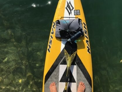 SUP Basel mit Touring Racing Board