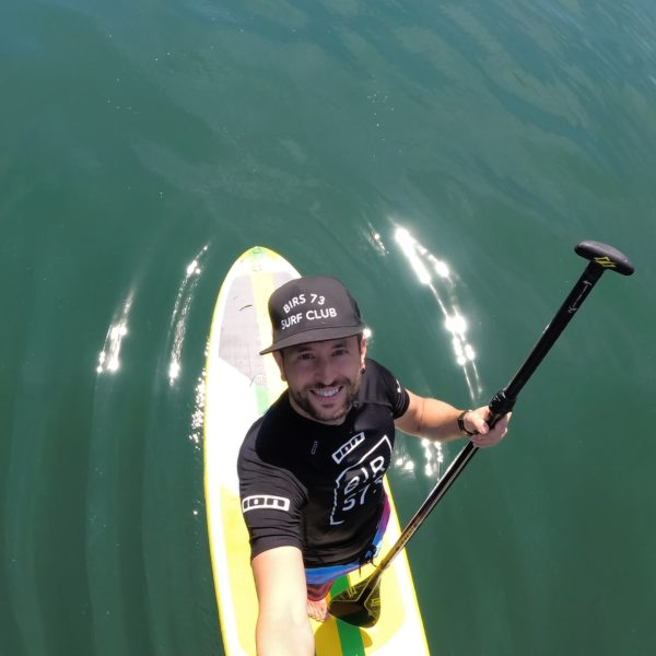 Birs 73 Surf Club SUP Basel Simon
