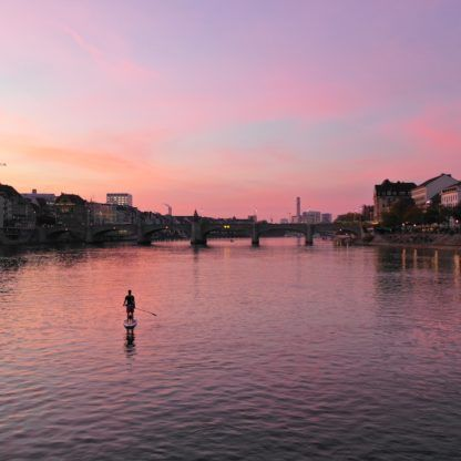 SUP Center Basel Rhine