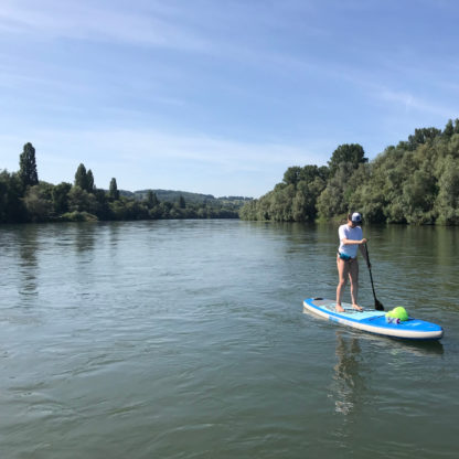 Stand Up Paddle Tour Altrhein