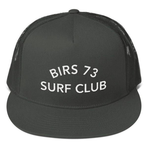 Birs 73 Surf Club Cap