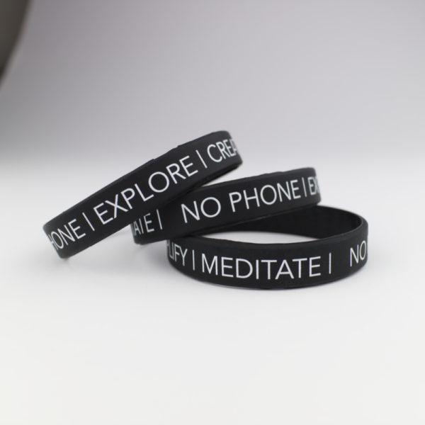 3 Motivierende Armbänder