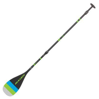 Naish SUP Paddel Carbon 85 Vario 3-Teilig Back