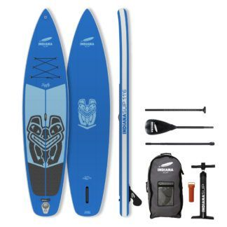 Indiana SUP 11'6 Family Pack Blau