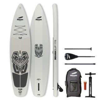 Indiana SUP 11'6 Family Pack Grau