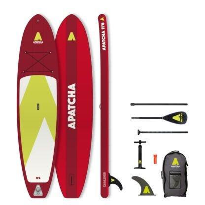 Apatcha SUP 11'6 Set Fire-Red