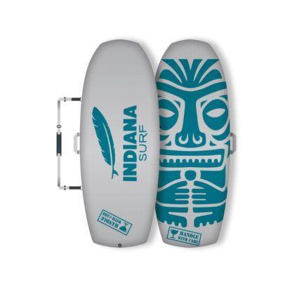 Indiana 4'8 Wakesurf Pro Hardboard Bag