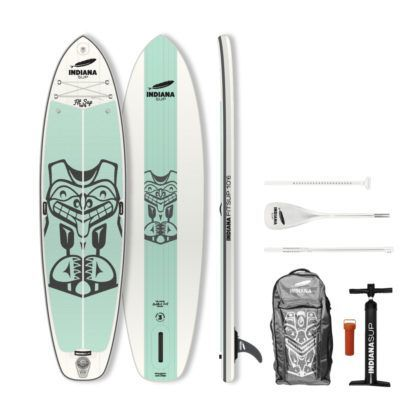 Indiana SUP 10'6 Fit Inflatable Carbon Paddel