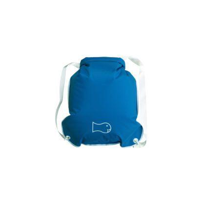 Wickelfisch Schwimmrucksack blau