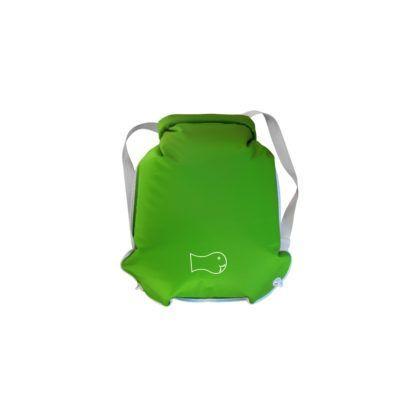 Wickelfisch Schwimmrucksack grün