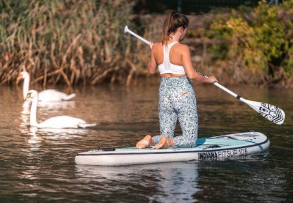 Indiana SUP 10'6 Fit Inflatable Yoga Fitness