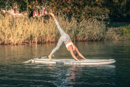 Indiana SUP 10'6 Fit Inflatable Yoga